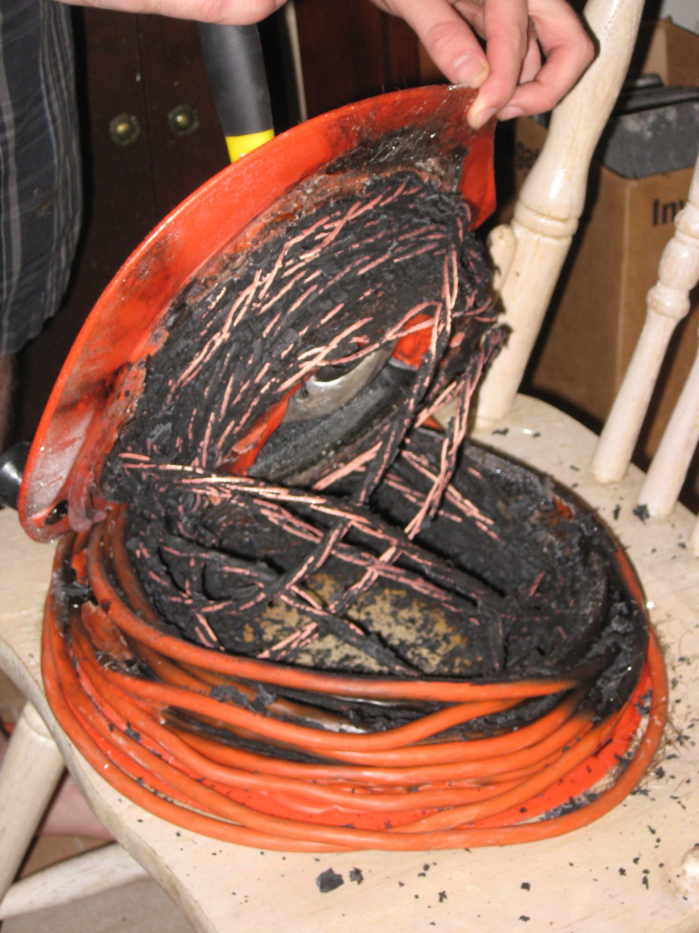 A Extension Cord Home Depot