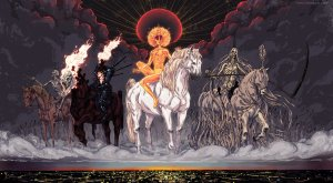 the_four_horsemen_of_the_apocalypse_by_korintic-d4l7icg