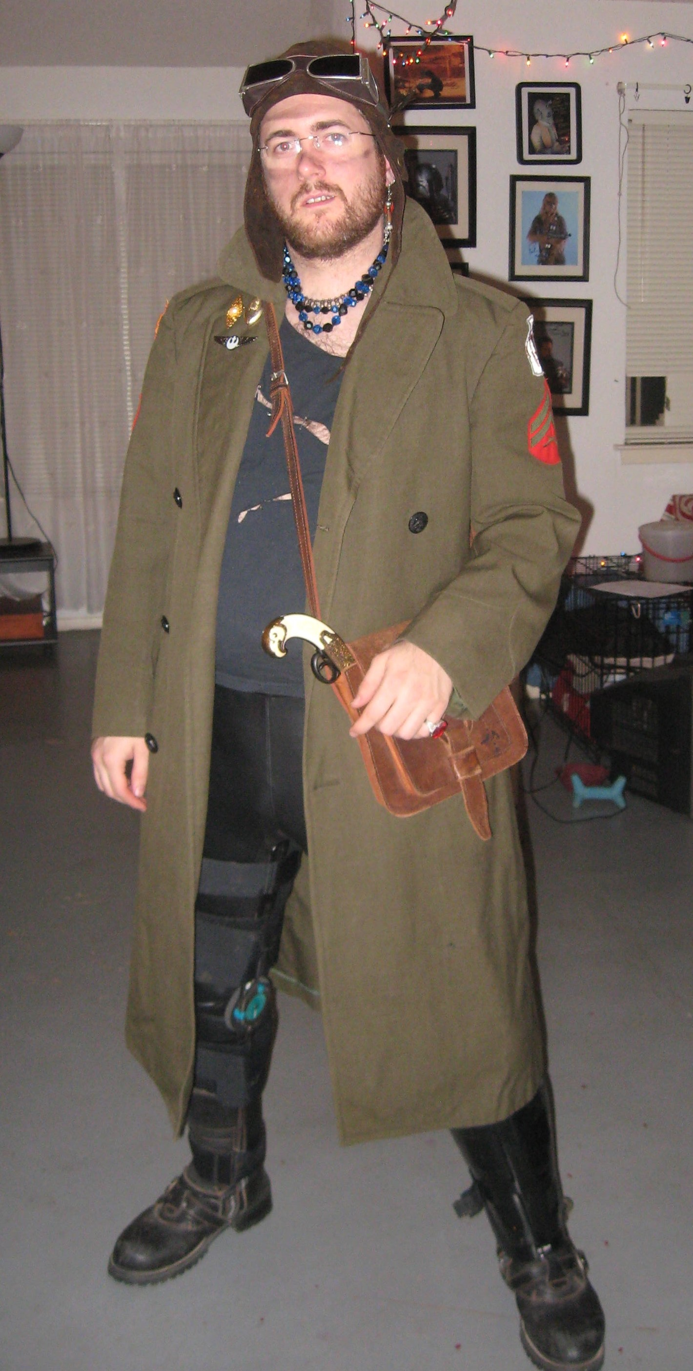 post-apocalyptic costumes | My Attempts at Cleverness