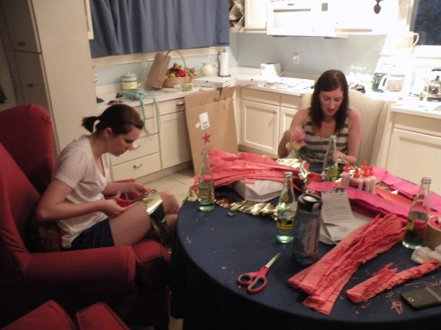 Crafting Party!